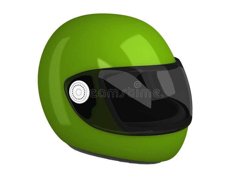 Casque de Moto | 3D illustration stock