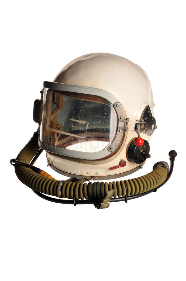 Casque du cosmonaute photos libres de droits