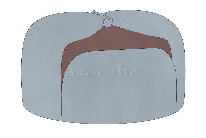 Casquillo ruso libre illustration