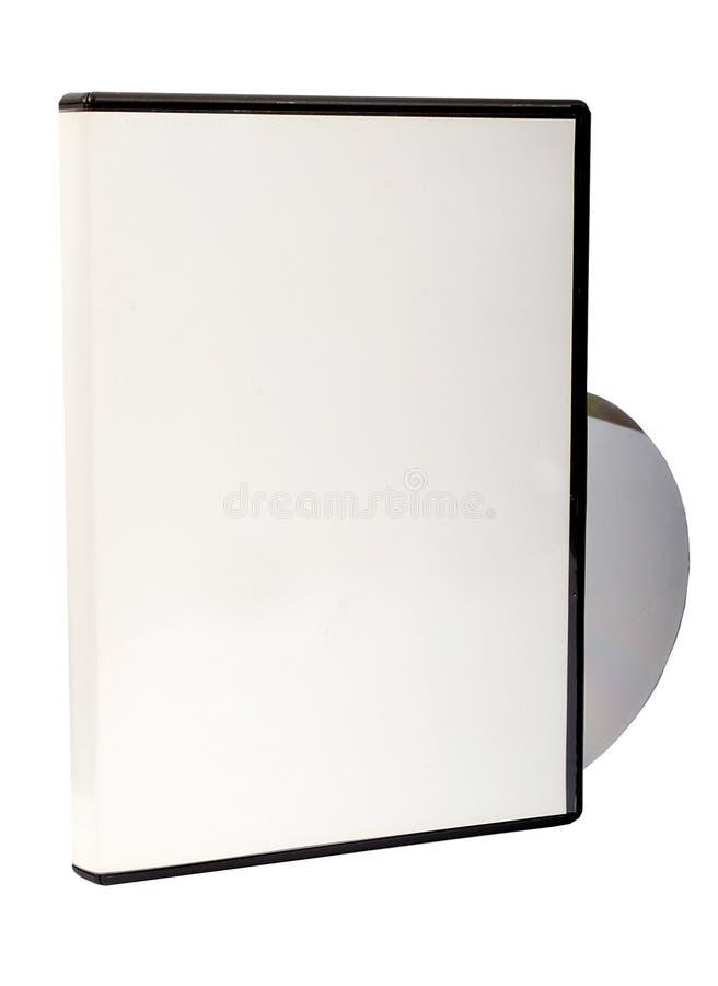 Cassa del compact disc immagine stock libera da diritti