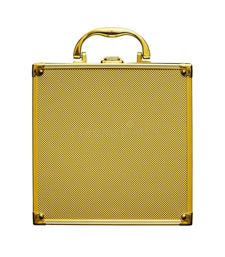 Cassa dell'oro immagine stock