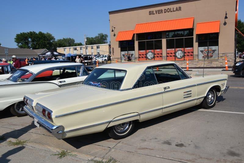 Classic 1965 Pontiac Gto Convertible Editorial Stock Image