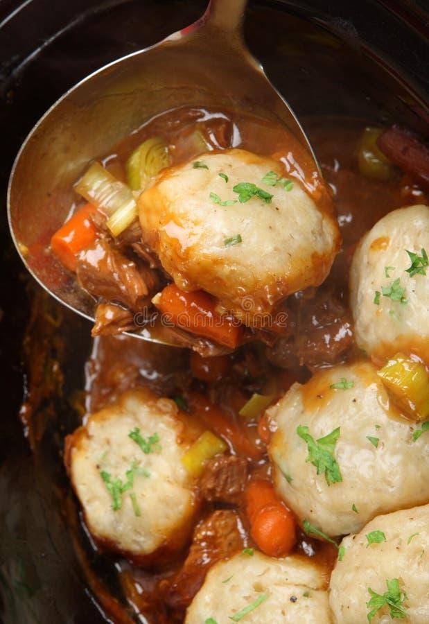 casserole βόειου κρέατος μπουλέ& στοκ φωτογραφία με δικαίωμα ελεύθερης χρήσης