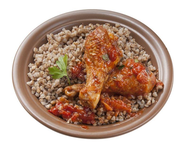 Casserole κοτόπουλου στοκ εικόνες