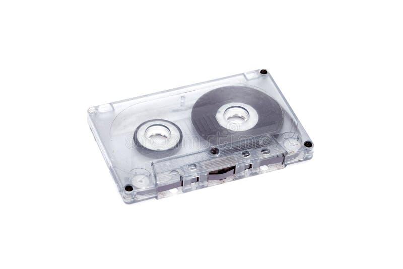 Cassetta di cassetta audio per musica immagine stock
