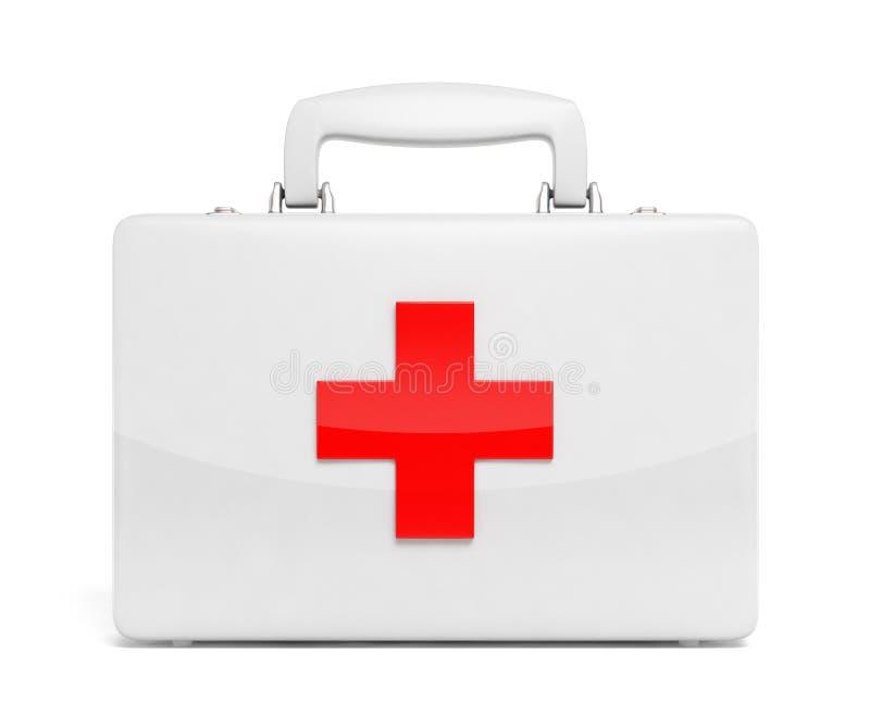 Cassetta di pronto soccorso illustrazione vettoriale