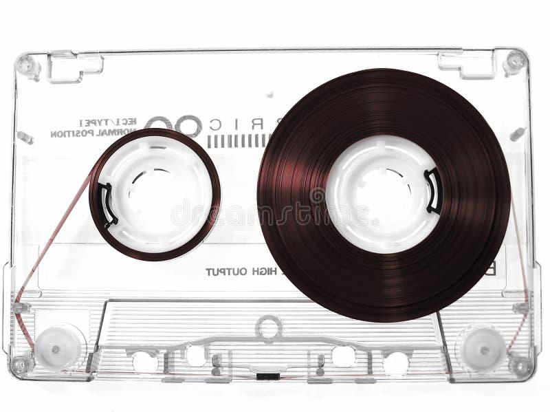 Cassette stock foto