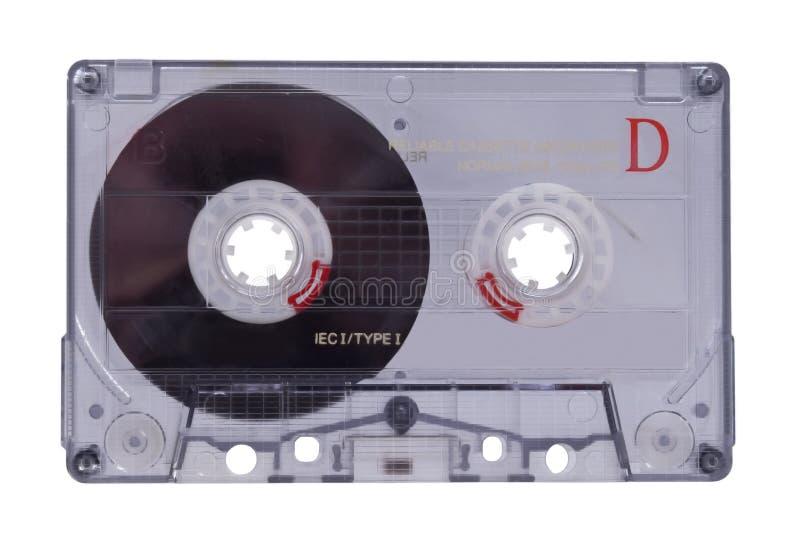 Cassette compacto audio fotos de archivo libres de regalías