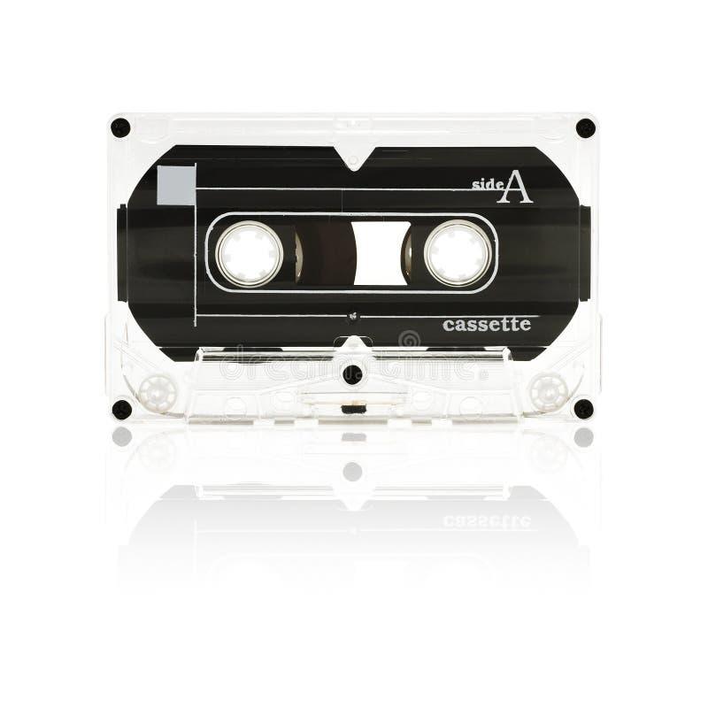 Cassette de la cinta de audio fotos de archivo libres de regalías