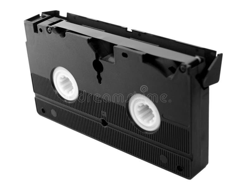Cassette de la cinta video fotos de archivo libres de regalías