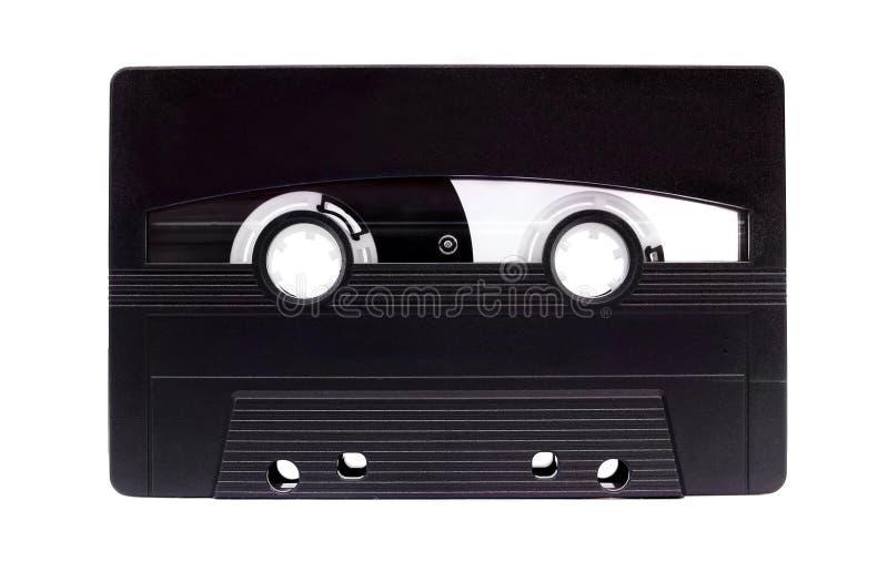 Cassette del cromo aislado imagen de archivo