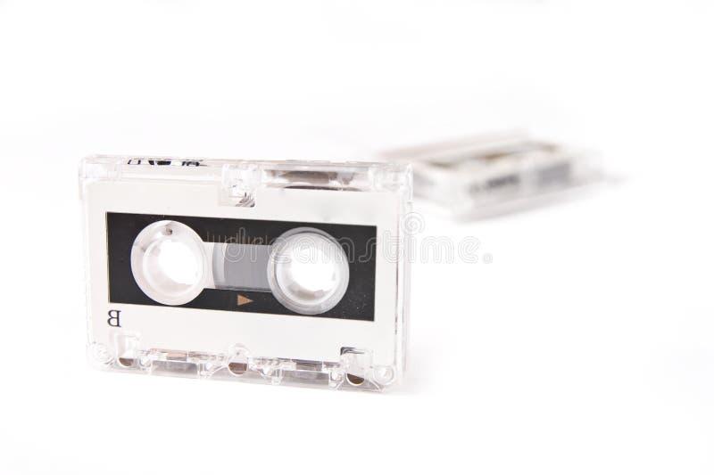Cassette micro aislado imágenes de archivo libres de regalías