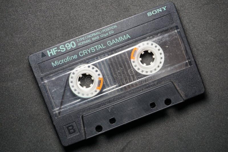 cassette image stock