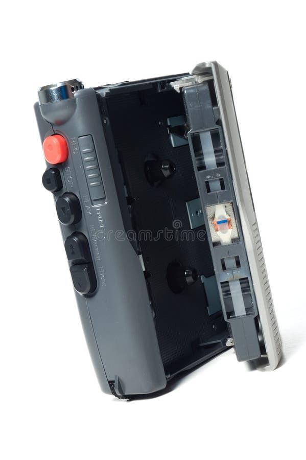 Download Cassette recorder stock photo. Image of speak, play, journalist - 4217662