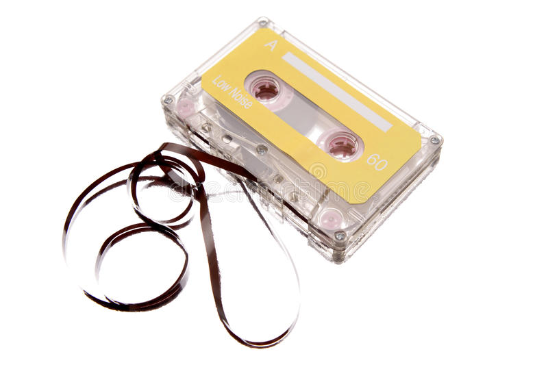 Download Cassette Tape Royalty Free Stock Photography - Image: 10480327