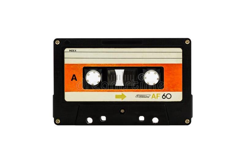 Cassette tape. stock photos