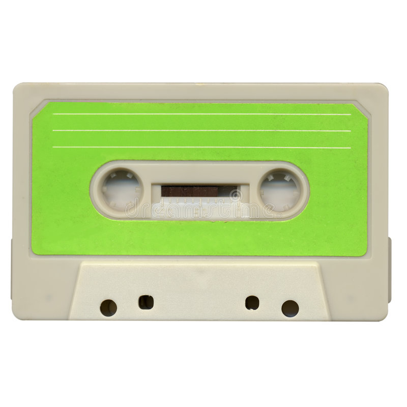 cassette tape στοκ φωτογραφία με δικαίωμα ελεύθερης χρήσης