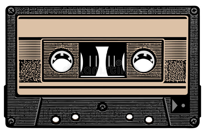 Cassette Tape stock photos