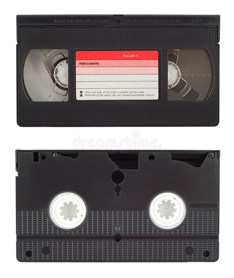 Cassette vidéo photo stock