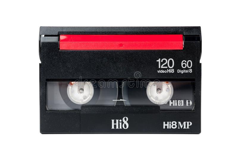 Cassette vidéo photo libre de droits