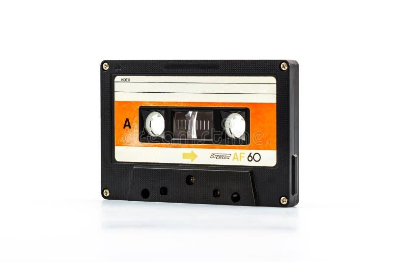 Cassetteband. stock foto