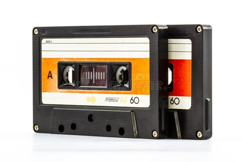 Cassetteband. royalty-vrije stock foto