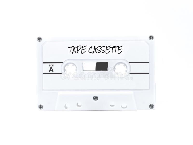 Cassetteband royalty-vrije stock afbeeldingen