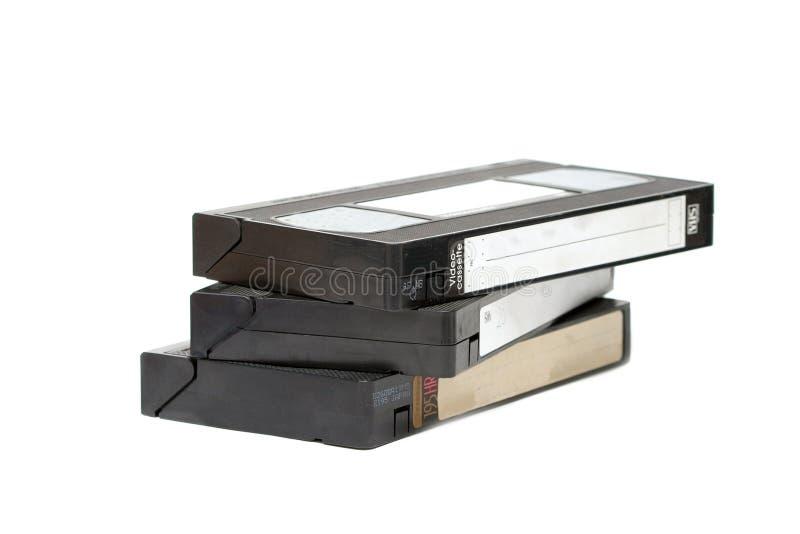 Cassettes royalty-vrije stock afbeeldingen