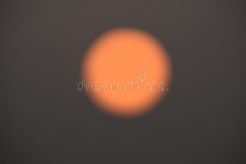Cassez de Soleil Levant cliqué sur dans l'heure d'or photo libre de droits