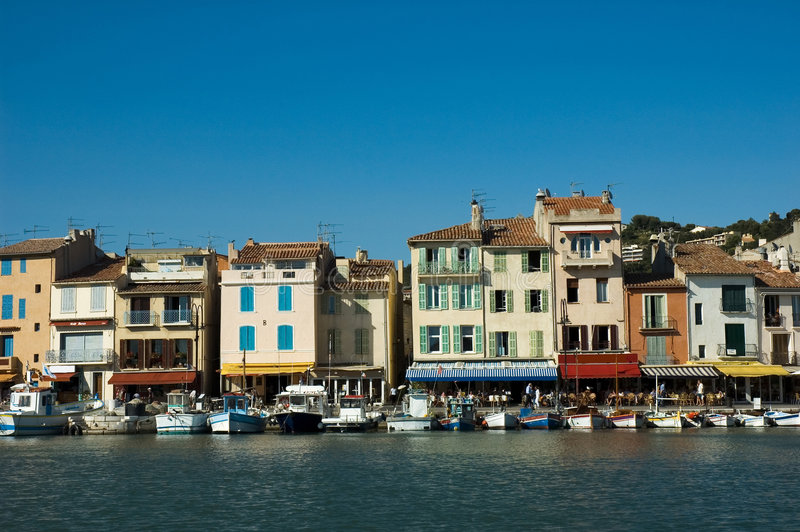 Cassis image stock