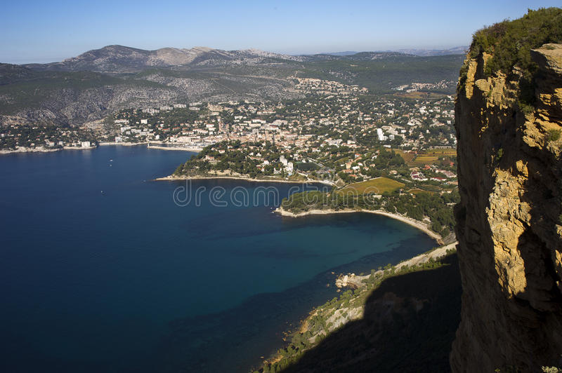 Download Cassis In The French Riviera Stock Image - Image: 20996325