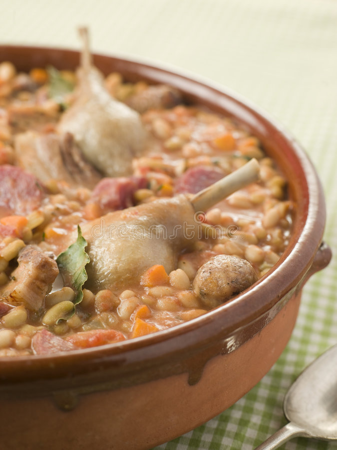 Free Cassoulet Royalty Free Stock Images - 5624469
