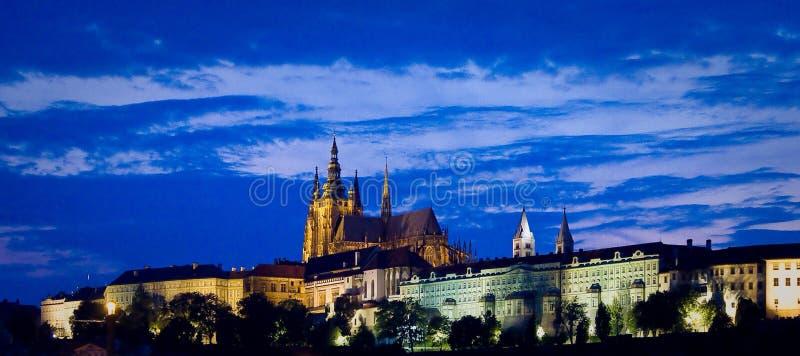 Casta de Praga foto de archivo libre de regalías