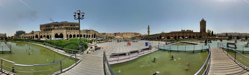 Castel d'Erbil photos libres de droits