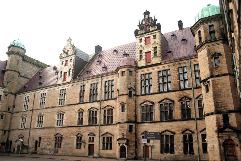 Castel de Kronborg foto de archivo