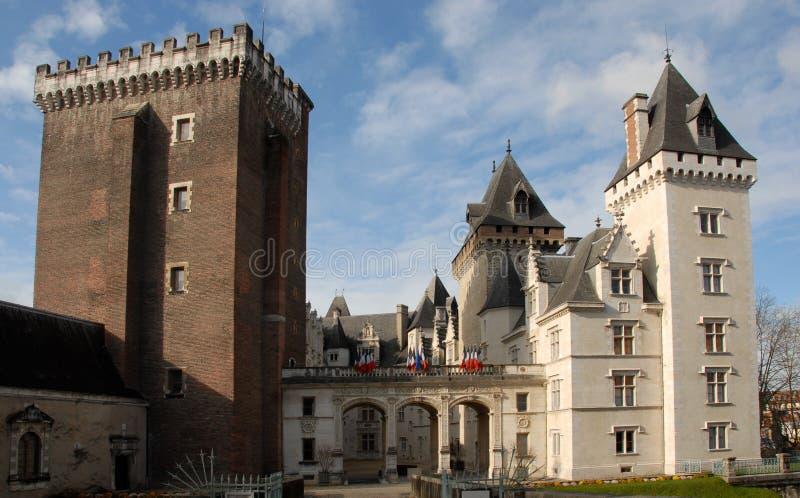 Castel de Pau photographie stock