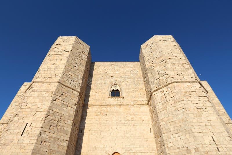Castel del Monte images stock