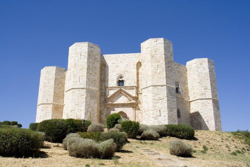 castel Del Monte zdjęcie stock