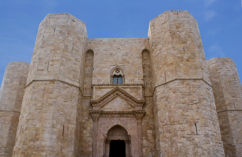 Download Castel del Monte stock photo. Image of italy, architecture - 20850116