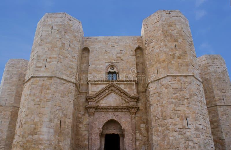 Castel del Monte imagem de stock royalty free