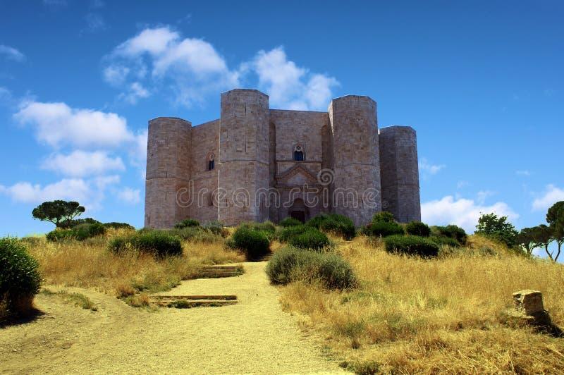 Castel del Monte immagini stock