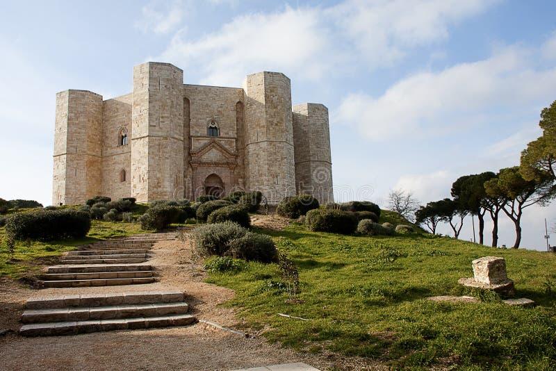 Castel del Monte imagens de stock