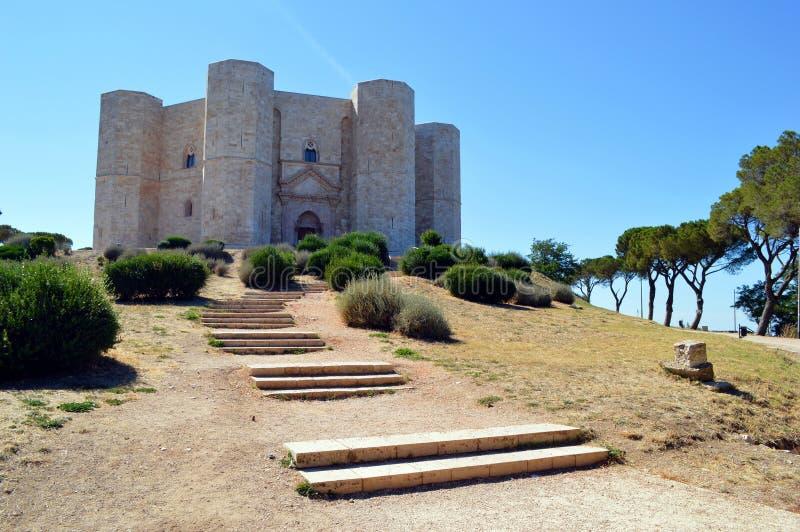 Castel del Monte imagen de archivo libre de regalías