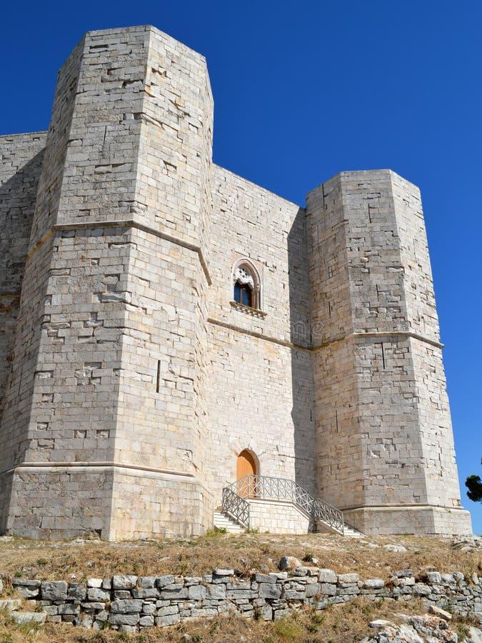 Castel del Monte photographie stock libre de droits
