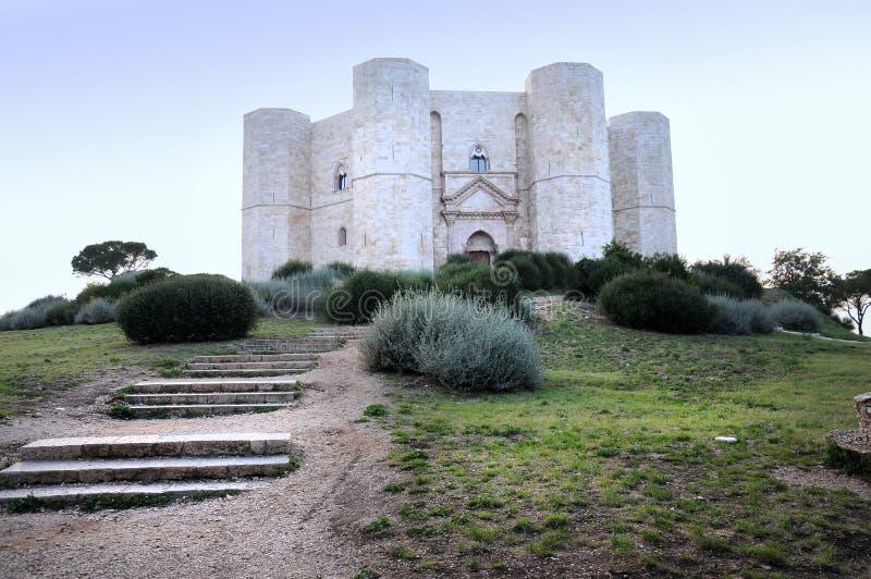 Castel Del Monte stockbilder