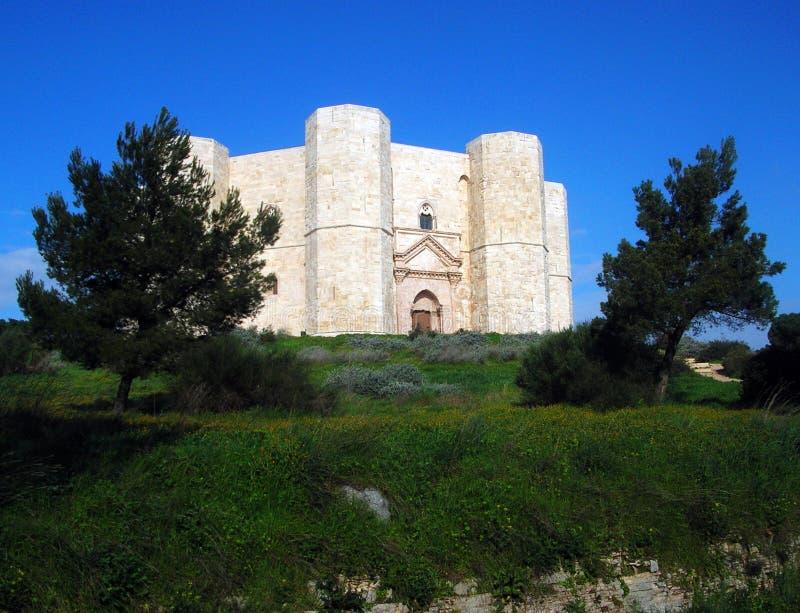 castel del monte стоковые фотографии rf