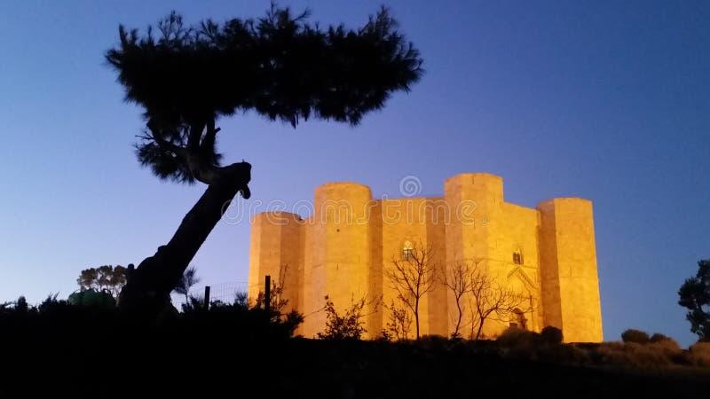 Castel del Monte photographie stock