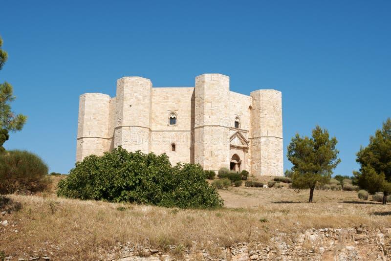Castel del Monte, Apulia royalty free stock image