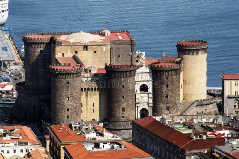 Download Castel del nuovo stock photo. Image of defense, napoli - 27726428