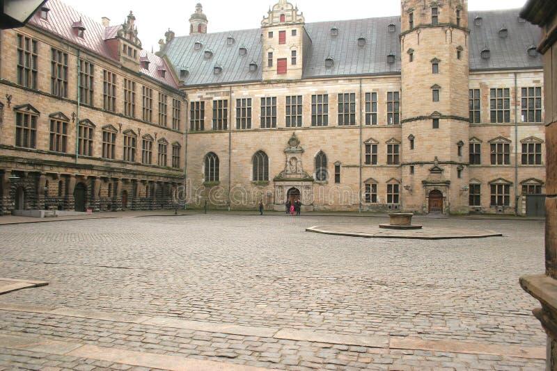 castel kronborg στοκ εικόνες